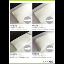 【GOODin】高密度恆溫親水記憶枕 ~ 二入特惠組