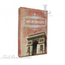 【英國 Mindy Brownes】歐式典雅造型書盒 (凱旋門)