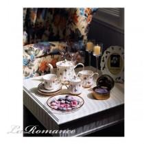 【芮洛蔓 La Romance】帝凡內系列午後時光十五件茶具