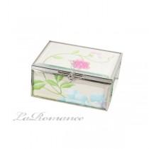【英國 Mindy Brownes】春妍系列花朵壁紙珠寶盒 (小)