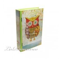 【Creative Home】Nikky Home 貓頭鷹系列書盒 - 綠