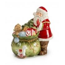 【義大利 Palais Royal 聖誕系列 】聖誕老公公糖果罐