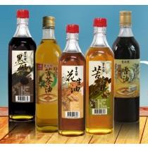 【金永發】100%好油專區 - 600ml任選12瓶特惠組