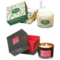 【英國 Mindy Brownes】歡樂聖誕限量香氛蠟燭優惠組
