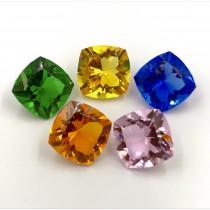 【芮洛蔓 La Romance】璀璨水晶鑽 - 方型