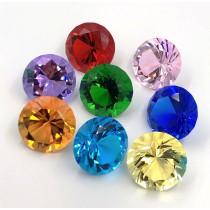 【芮洛蔓 La Romance】璀璨水晶鑽 - 圓型