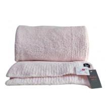 【鵝絨工坊喀什米爾等級保暖毯】素色雙人柔絨毯