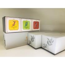 【Elitfun E立方】數字茶三盒入山茶花禮盒