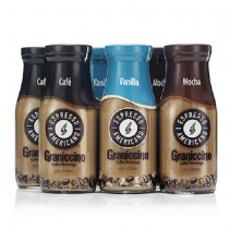 【依卡諾】ESPRESSO AMERICANO 格蘭尼奇諾罐裝咖啡一箱4盒特惠組