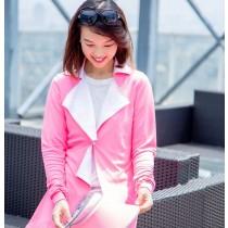 【EYWA】陽光美肌防曬外套3折特惠出清 經典款粉