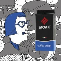 【義大利 MOAK】Coffee Break 早安豆