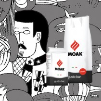 【義大利 MOAK】Gusto Bar 黑牌豆