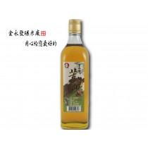 【金永發】 純正100%苦茶油-600ml